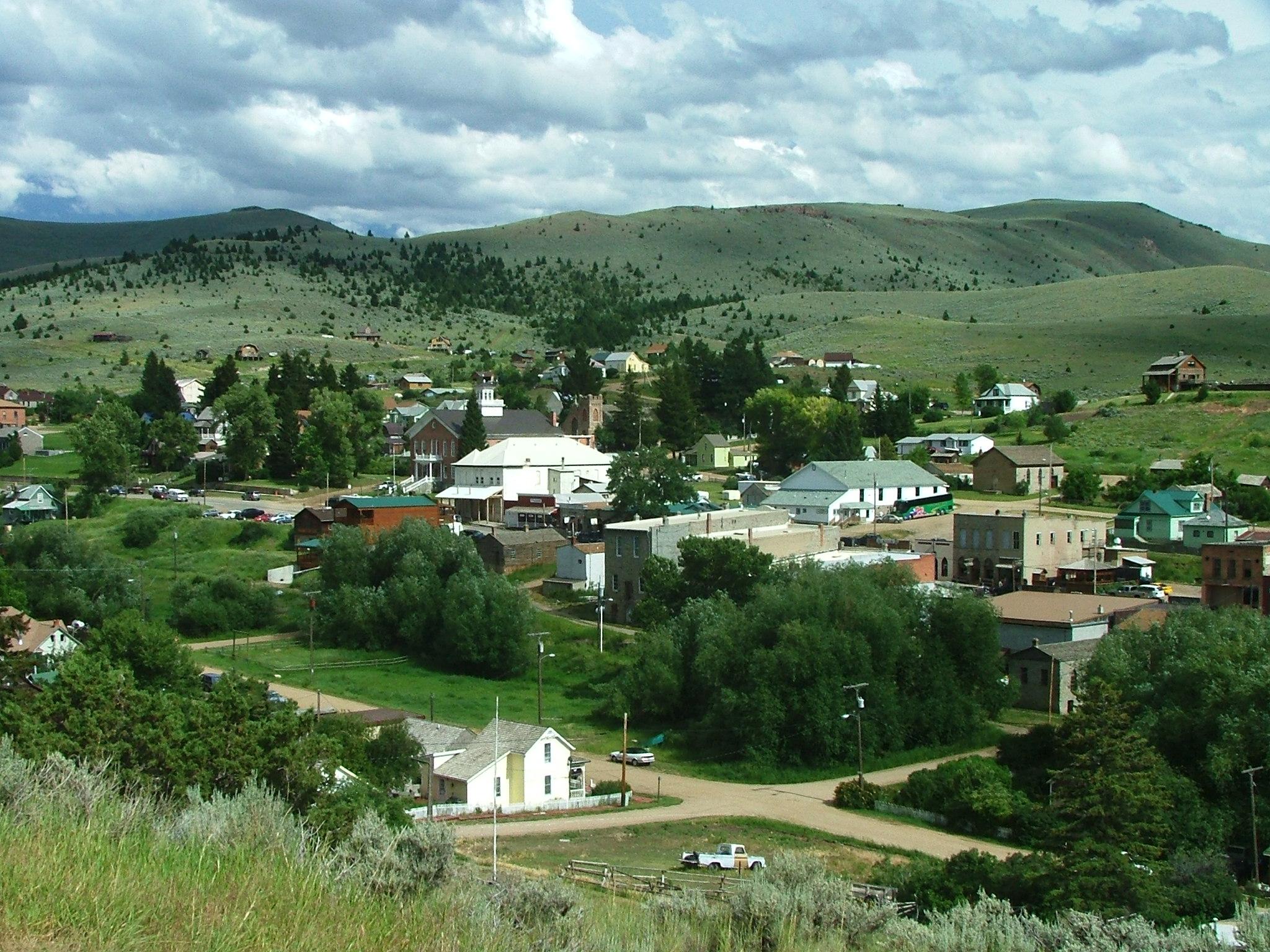 File Virginia City Montana