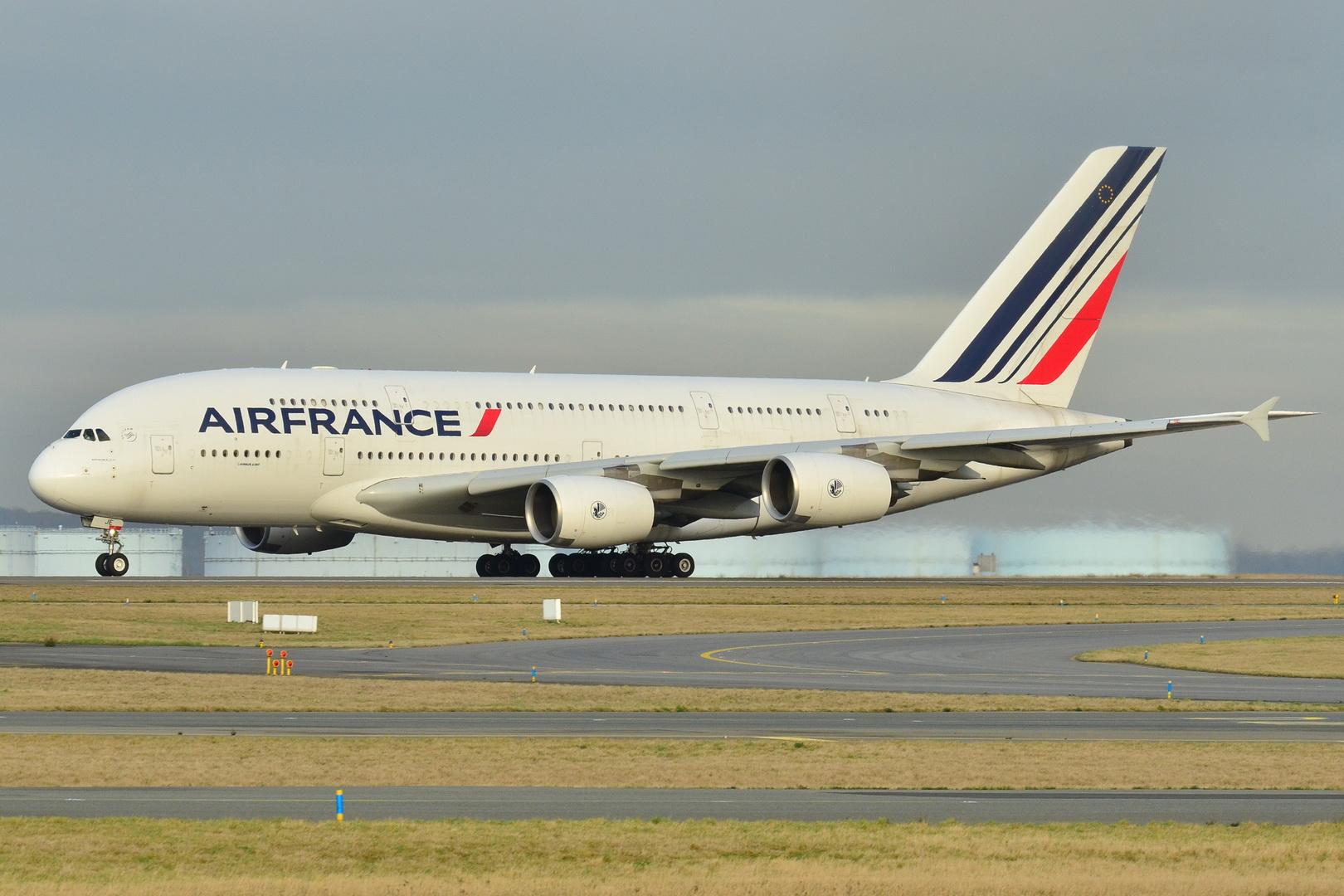 air france flight 66