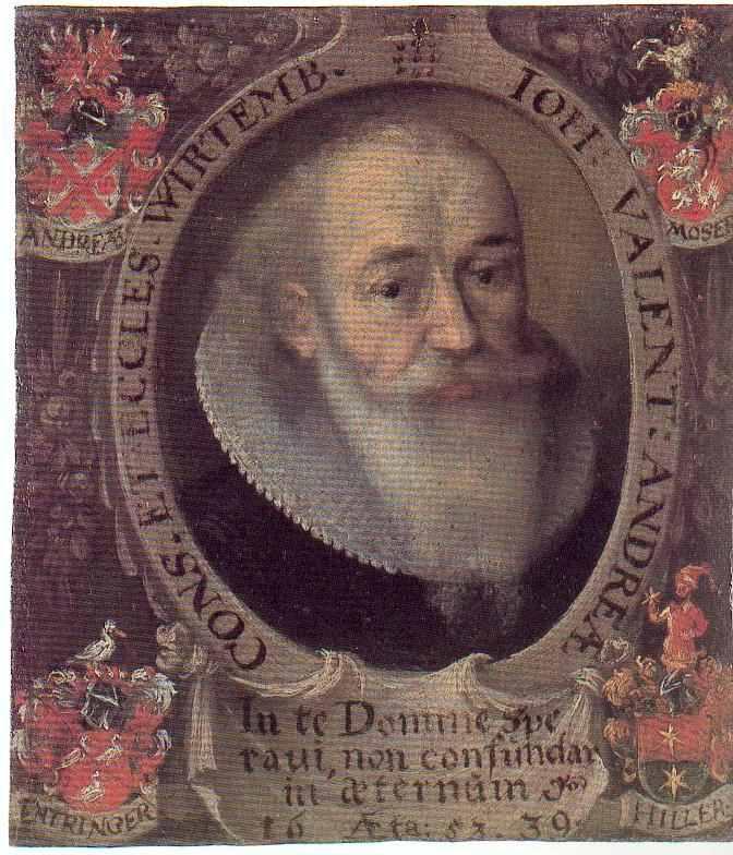Johannes Valentinus Andreae  Wikipedia