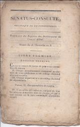 English: Title page of the Constitution of the...
