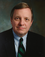 U.S. Senator Richard Durbin, of Illinois.