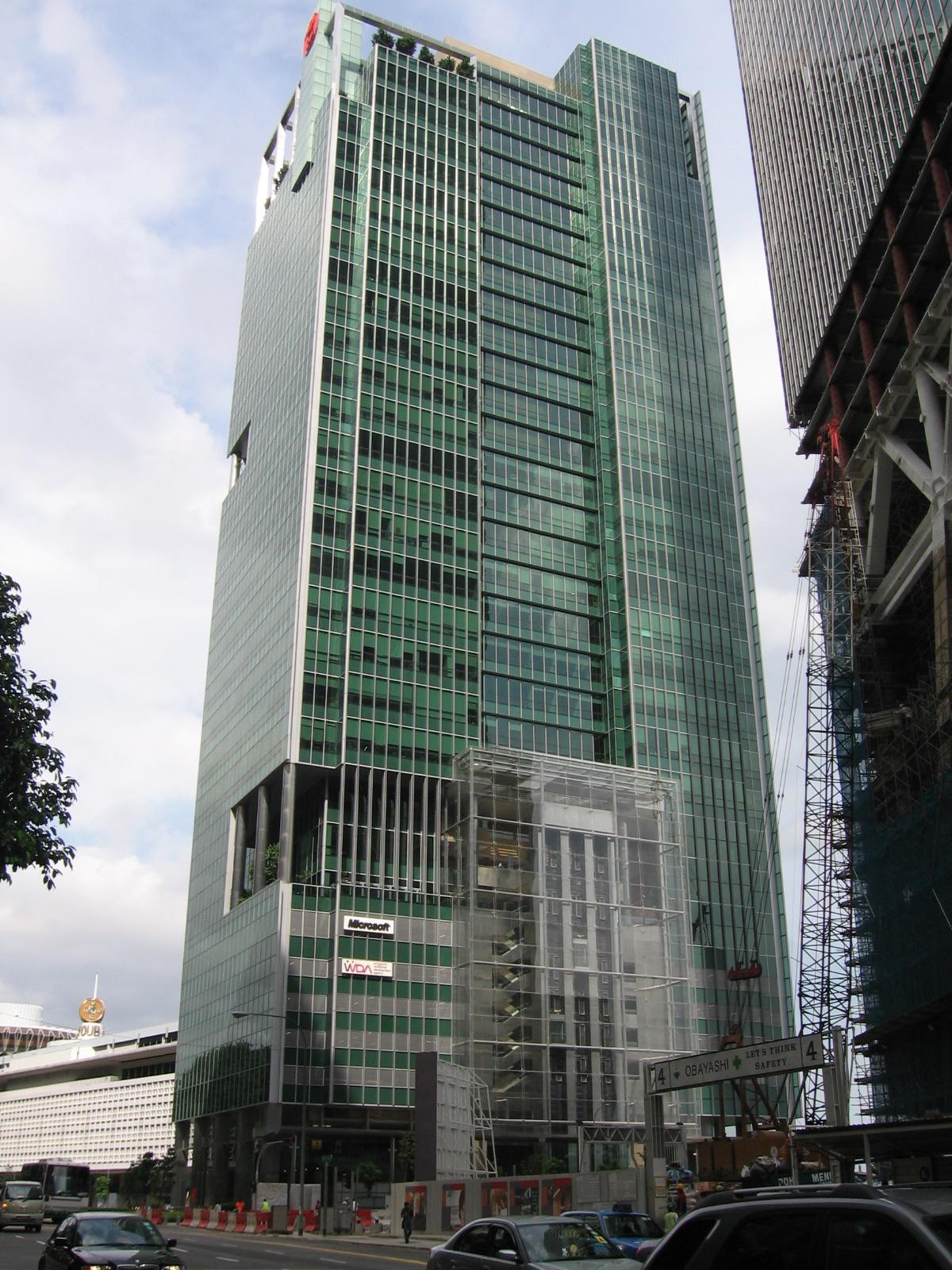 One Marina Boulevard Wikipedia