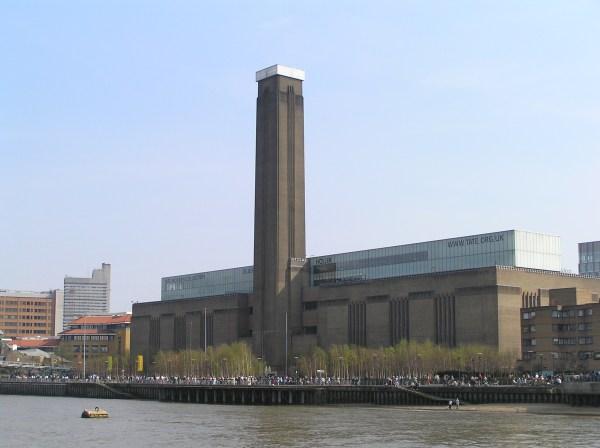 Tate Modern Art Museum