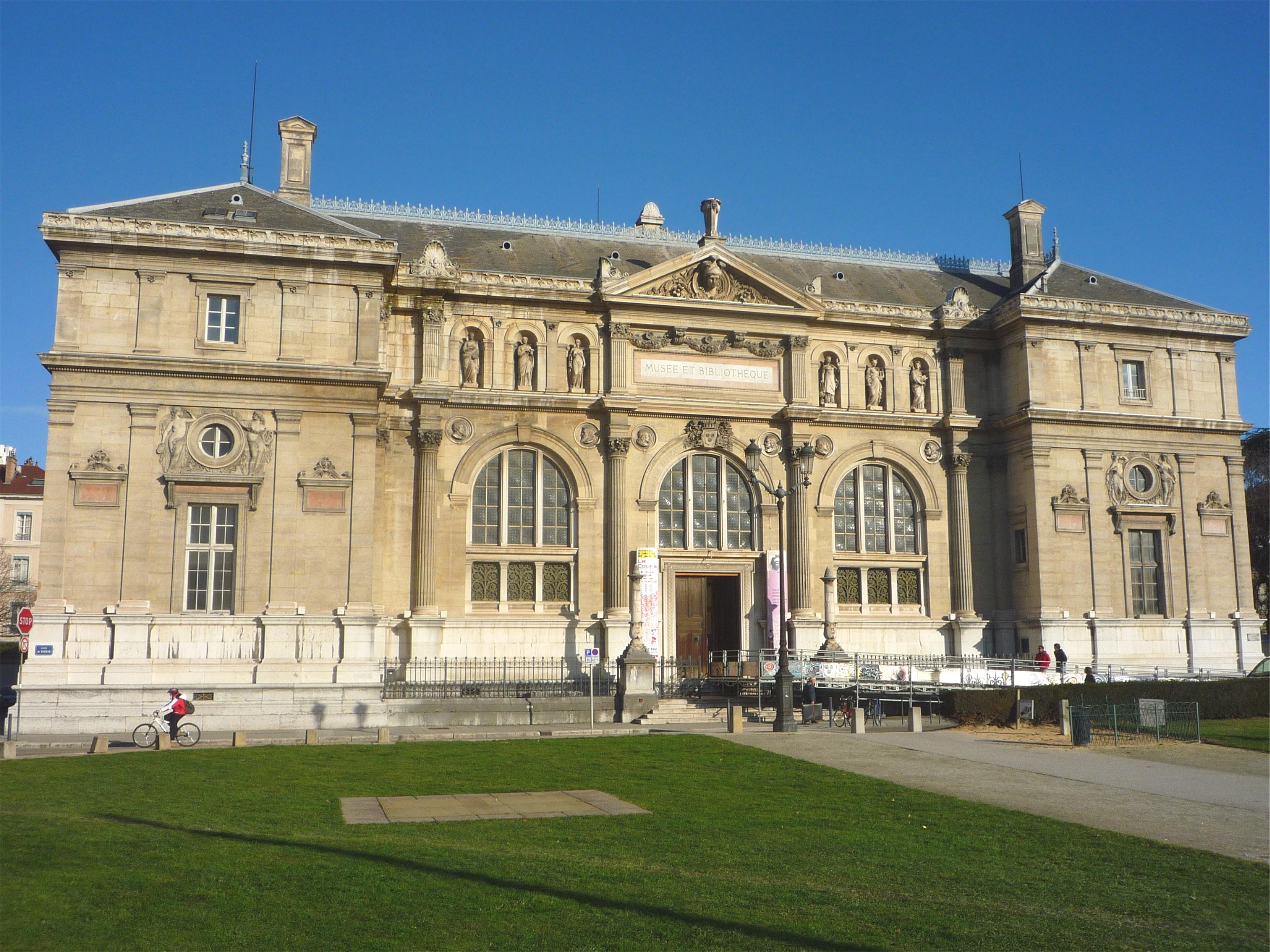 musee bibliotheque de grenoble wikipedia