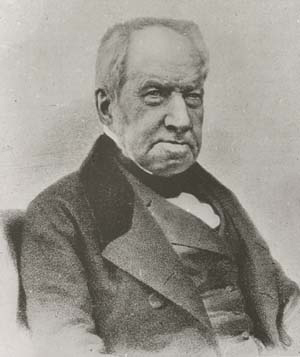 Robert Brown, botanist and discoverer of Brown...