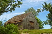 New World Dutch Barn