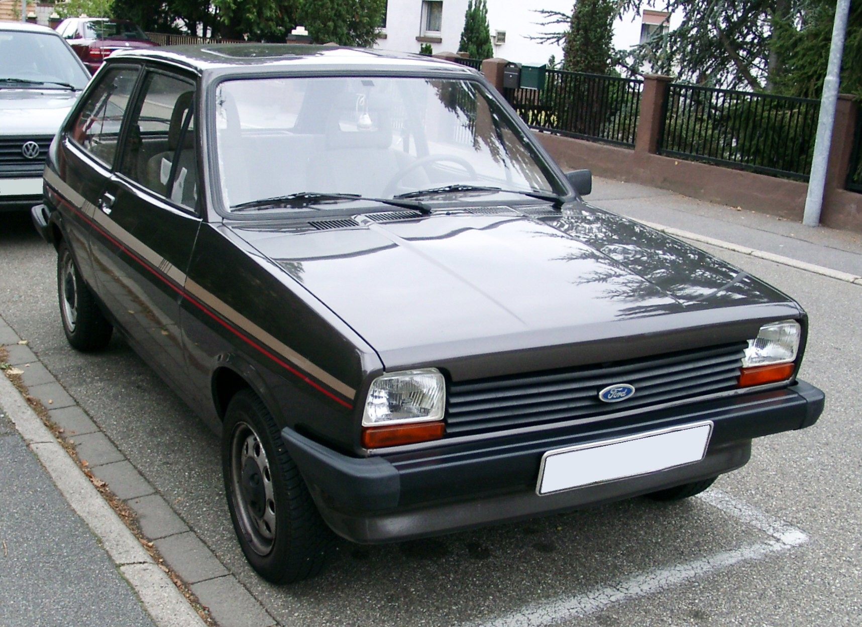 hight resolution of ford fiesta first generation