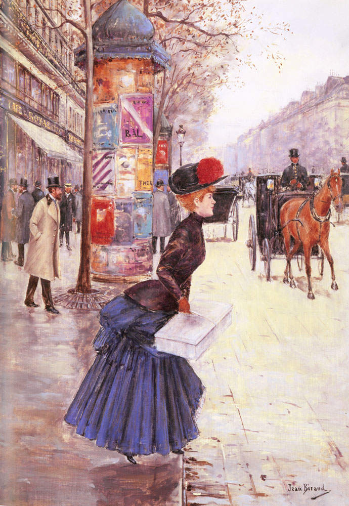 Artist:  Jean Béraud [Public domain], via Wikimedia Commons