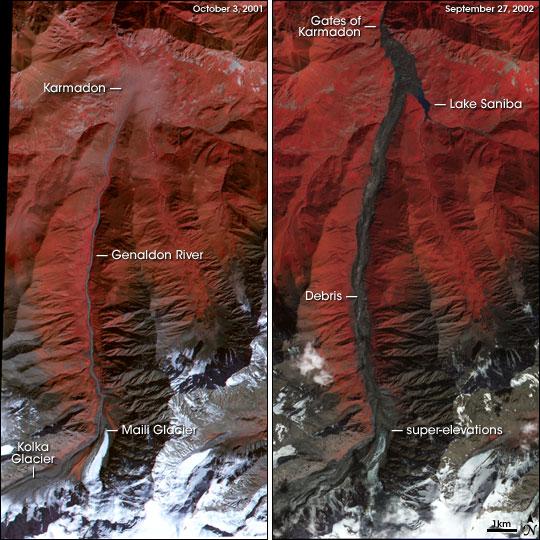 KolkaKarmadon rock ice slide  Wikipedia