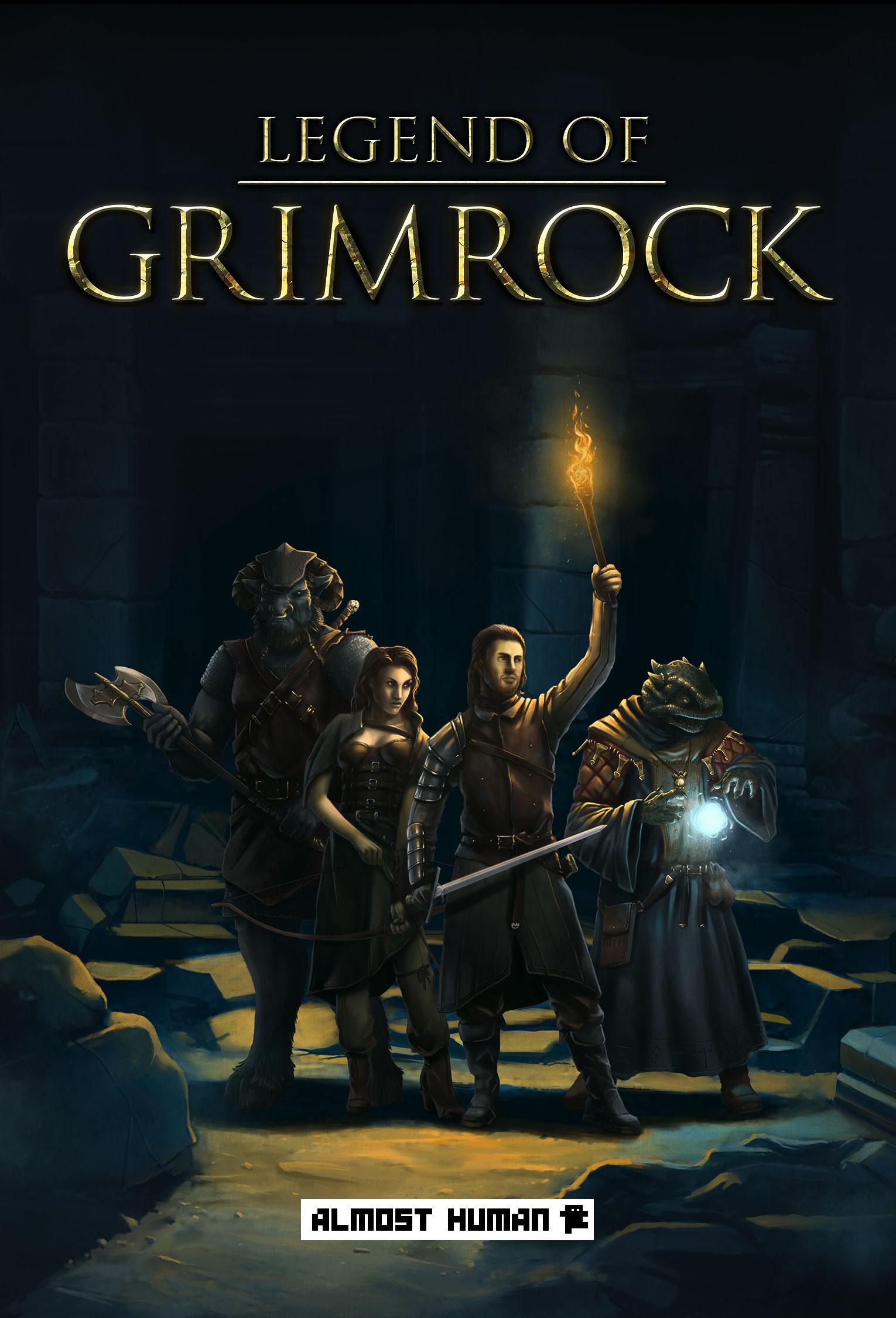 Legend Of Grimrock  Wikipedia