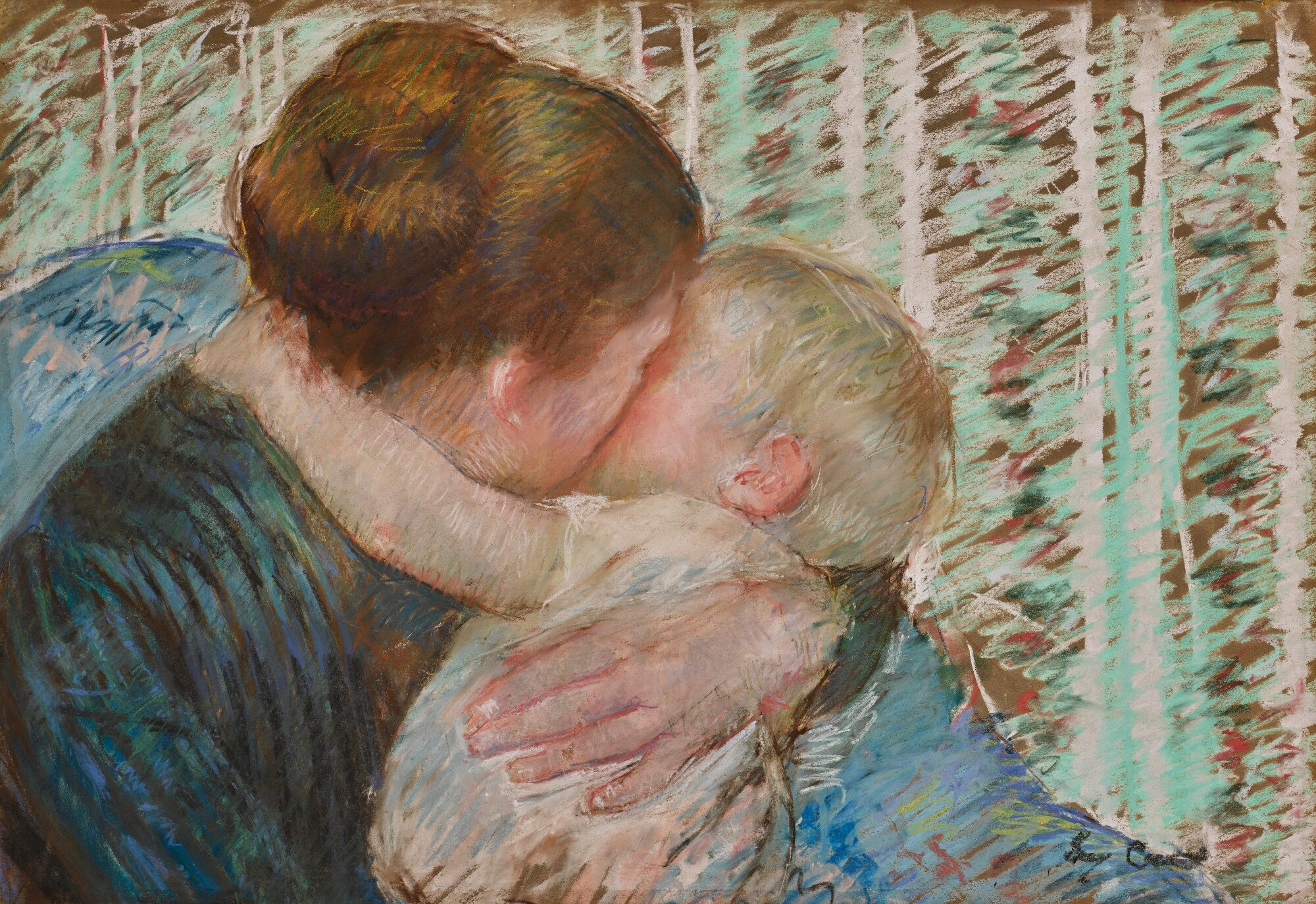 File:Mary Cassatt - Mother and Child (The Goodnight Hug).jpg