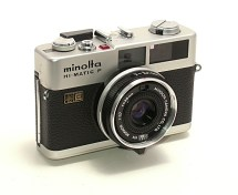 History Minolta Digital Cameras - Year of Clean Water
