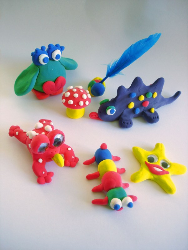 Easy Play-Doh Sculpture Ideas for Kids