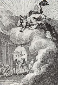 François Elluin, Sodomites provoking the wrath...
