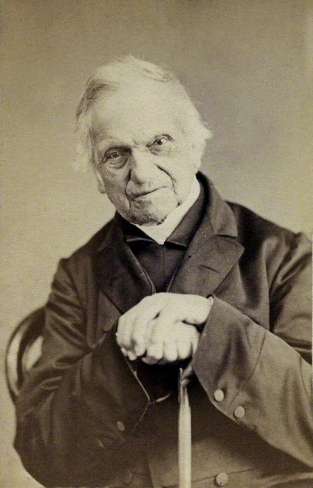 Adam Sedgwick, 1867