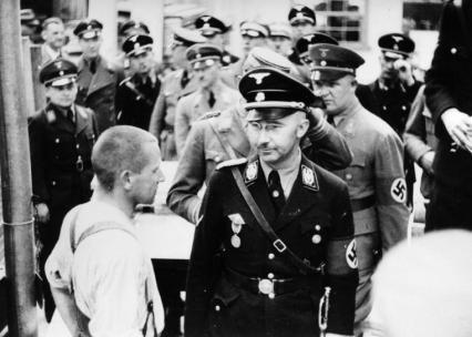 Himmler Dachau