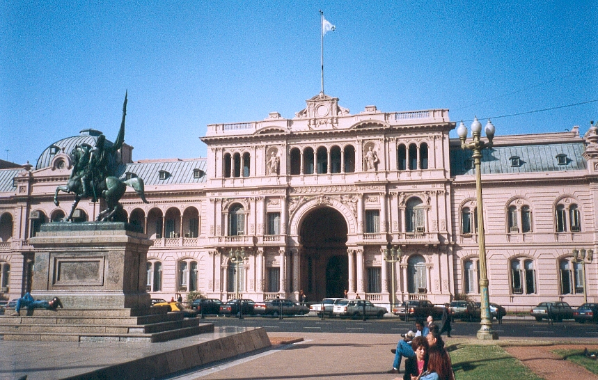 FileCasa Rosada Argentina 1992jpg  Wikimedia Commons