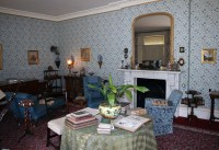 File:Down House, Downe, Kent, England -living room ...
