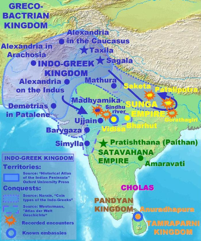 Indo-Greek Empire