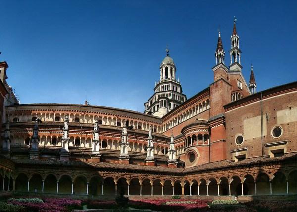 Certosa di Pavia Wikipedia