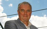 English: Pat McQuaid during the 2008 world cha...