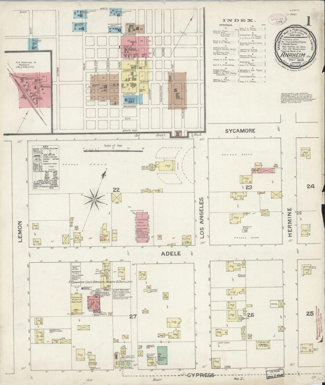 medium resolution of file sanborn fire insurance map from anaheim orange county california loc sanborn00384 003 1 jpg