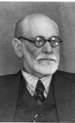 Sigmund Freud Anciano