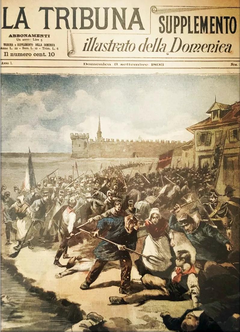 Immigration Italienne En France Racisme : immigration, italienne, france, racisme, Massacre, Italiens, D'Aigues-Mortes, Wikipédia