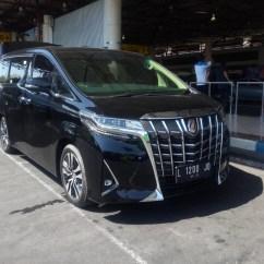 All New Toyota Alphard 2018 Indonesia 2019 File Juanda Airport Sidoarjo Jpg