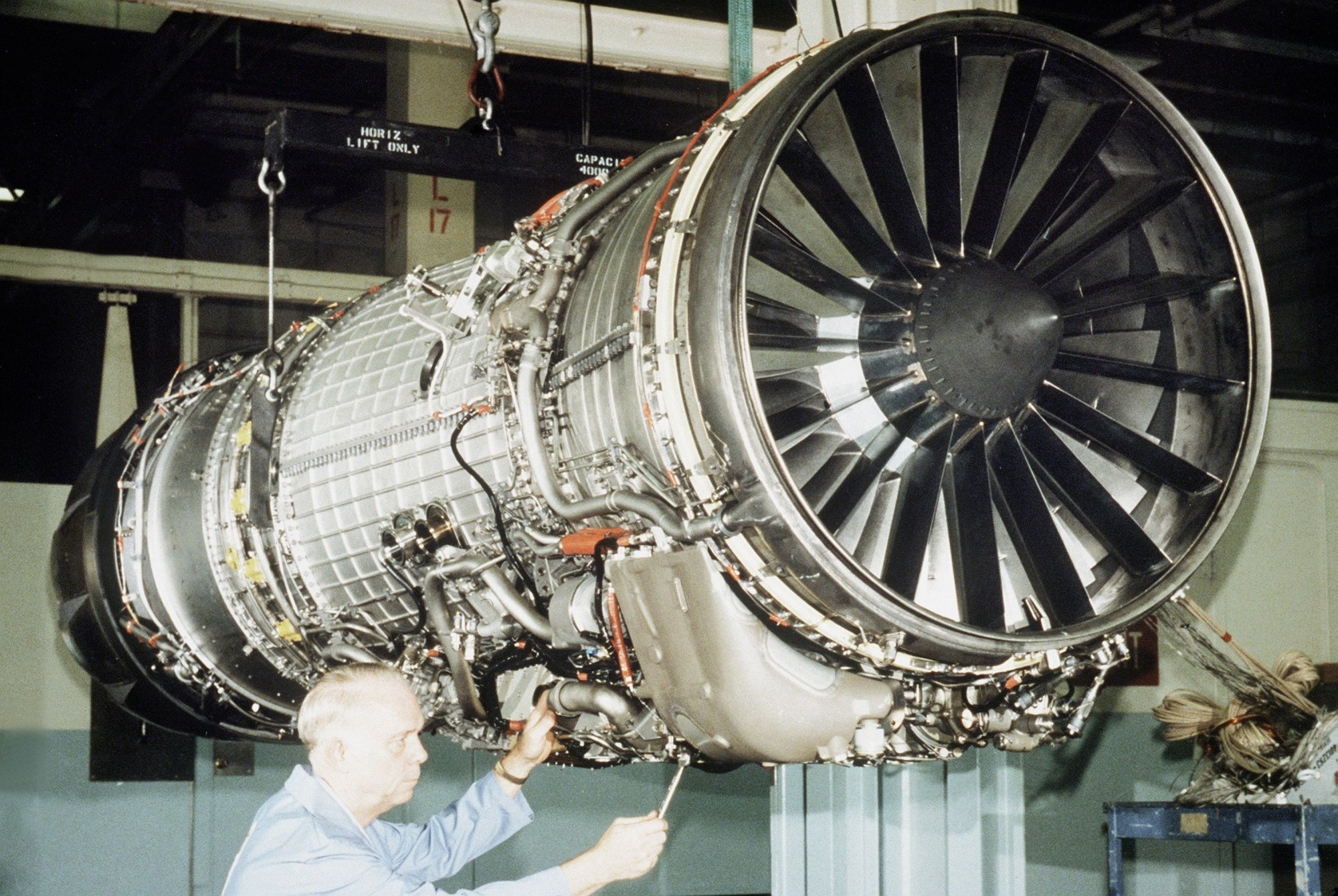 hight resolution of general electric f110
