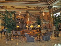 Fairmont Hotel San Francisco Lobby