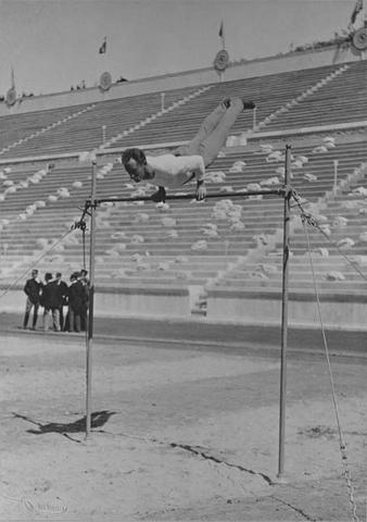 Gymnastics at the 1896 Summer Olympics  Mens horizontal bar  Wikipedia
