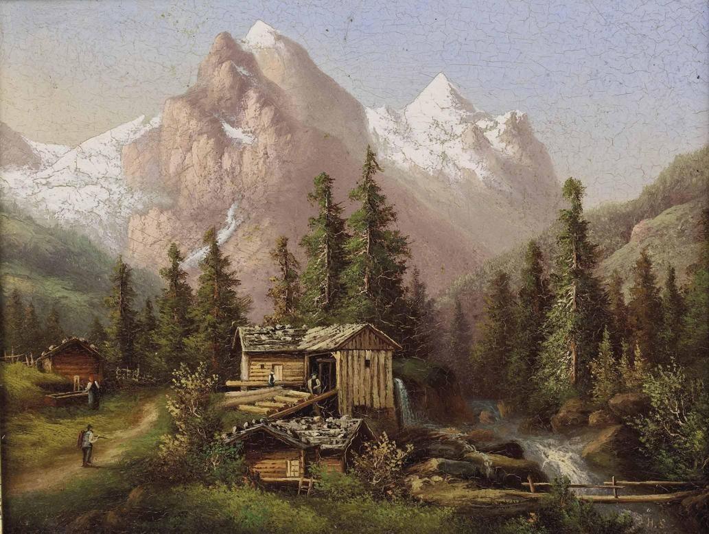 Hubert Sattler painter  Wikipedia