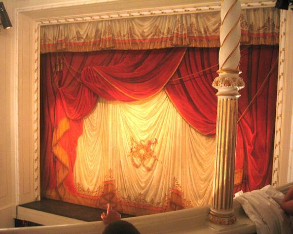 Proscenium Wikipedia Wolna Encyklopedia