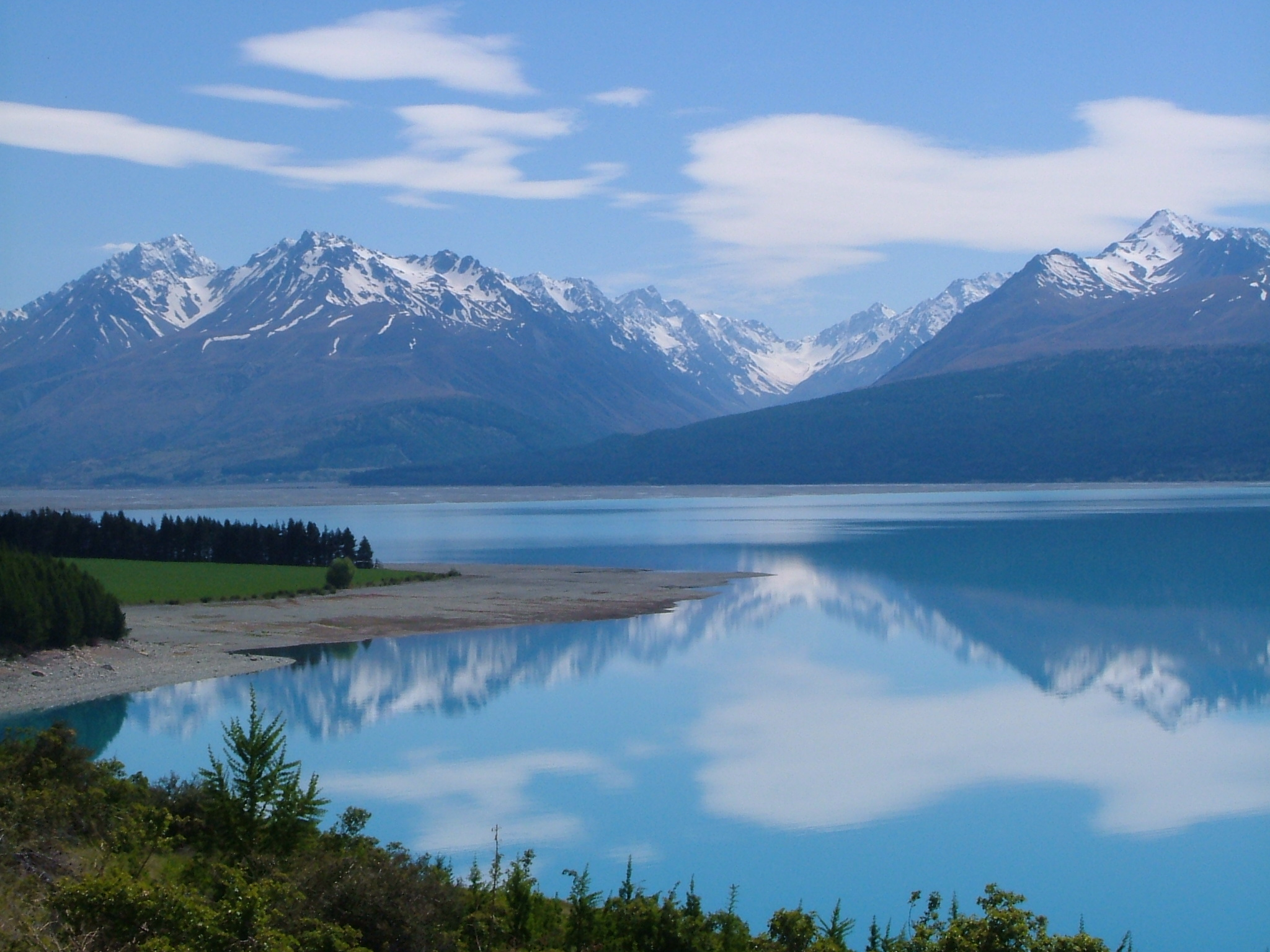 Mount Cook  Wallpaper Wide Hd