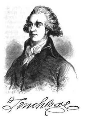 English: Portrait of Tench Coxe, participant i...