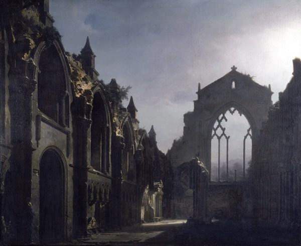 Paintings by Louis Daguerre