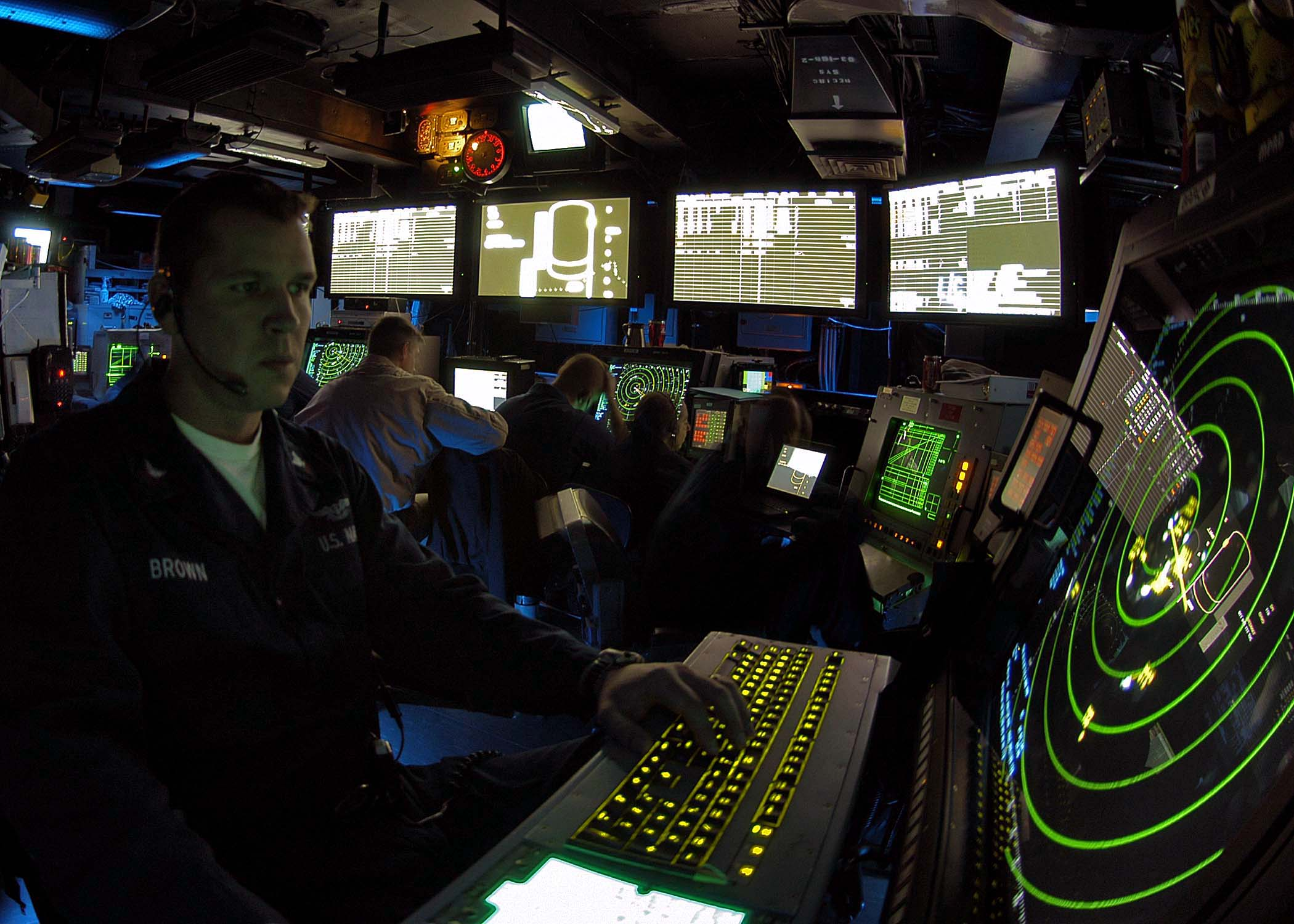 air traffic controller navy