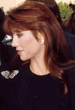 Victoria Principal on the red carpet at the 39...