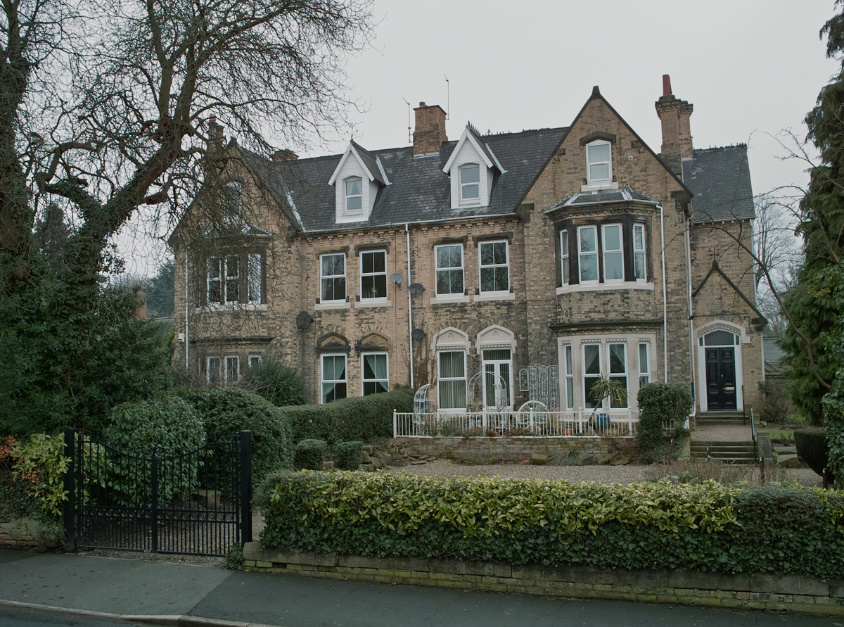 Large Old Homes England
