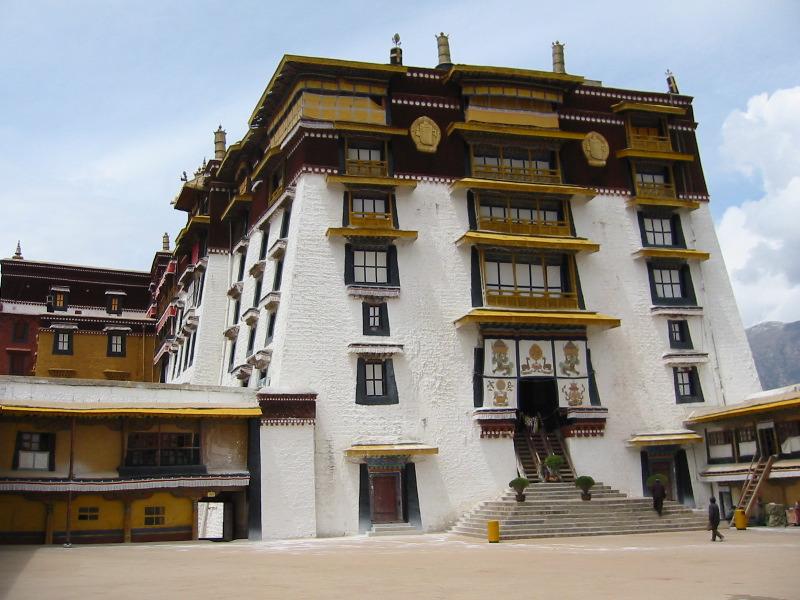 Architecture in Tibet  Wikipedia