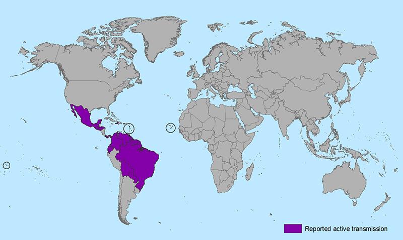 Wabah virus Zika 2015–2016 - Wikipedia bahasa Indonesia ...