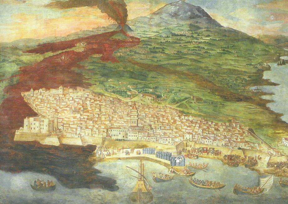Eruzione dellEtna del 1669  Wikipedia