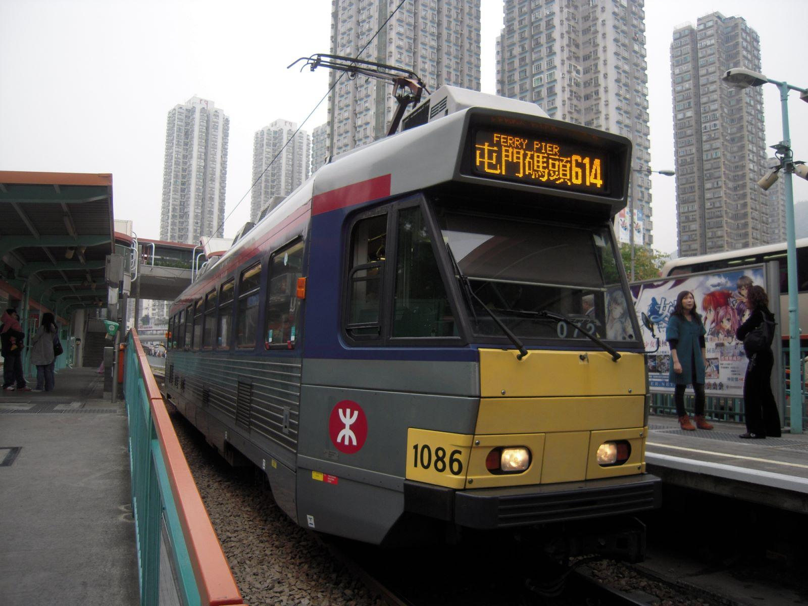 香港輕鐵614,614P綫 - 維基百科,自由的百科全書