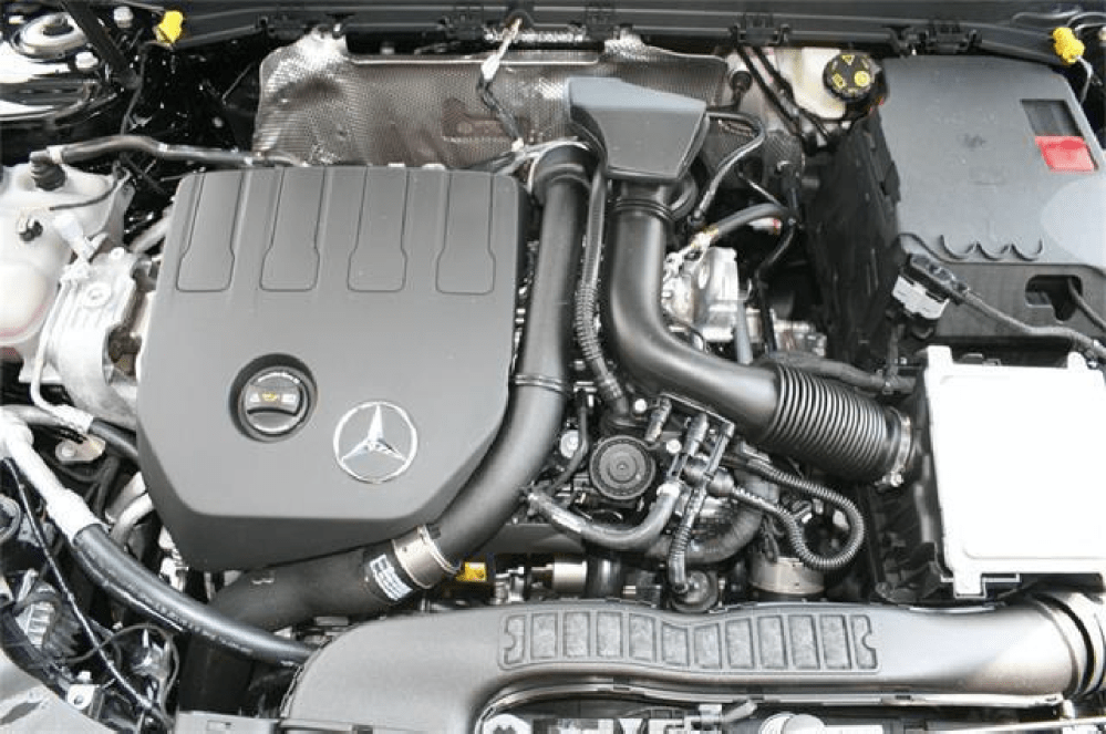 medium resolution of mercedes benz m282 engine