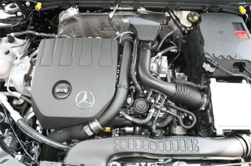 small resolution of mercedes benz m282 engine