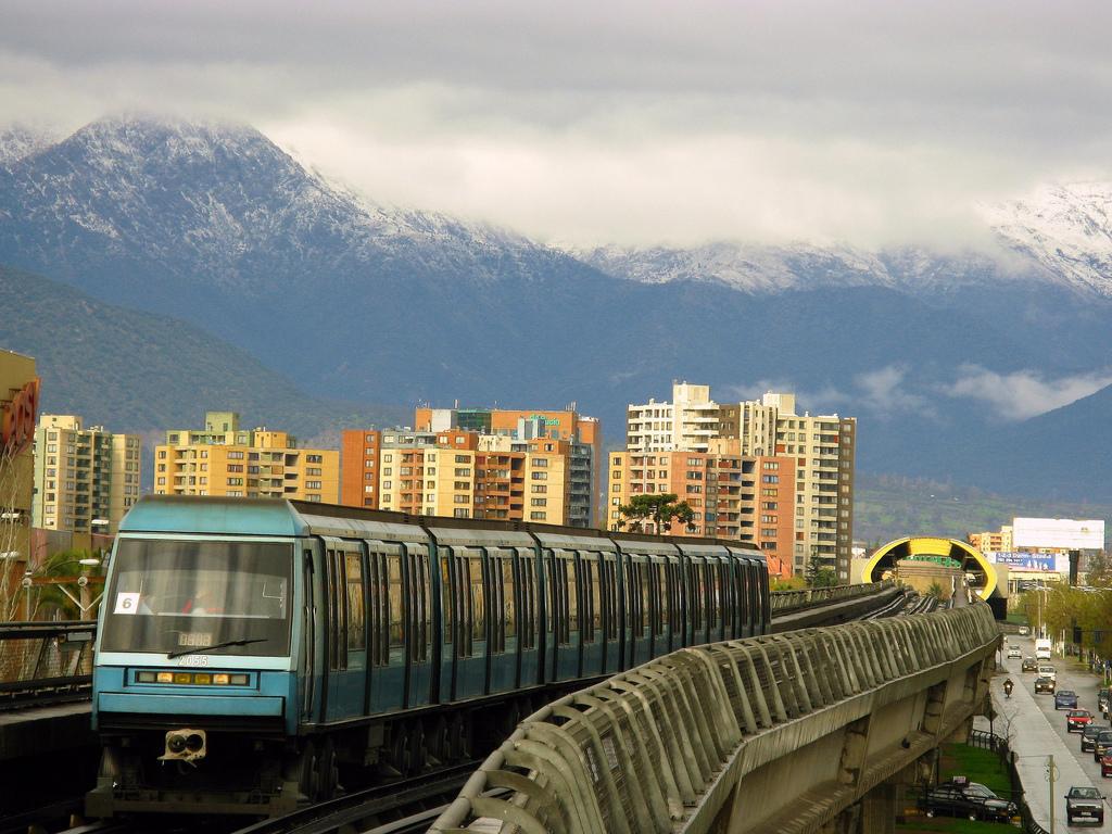 Santiago Metro Wikipedia