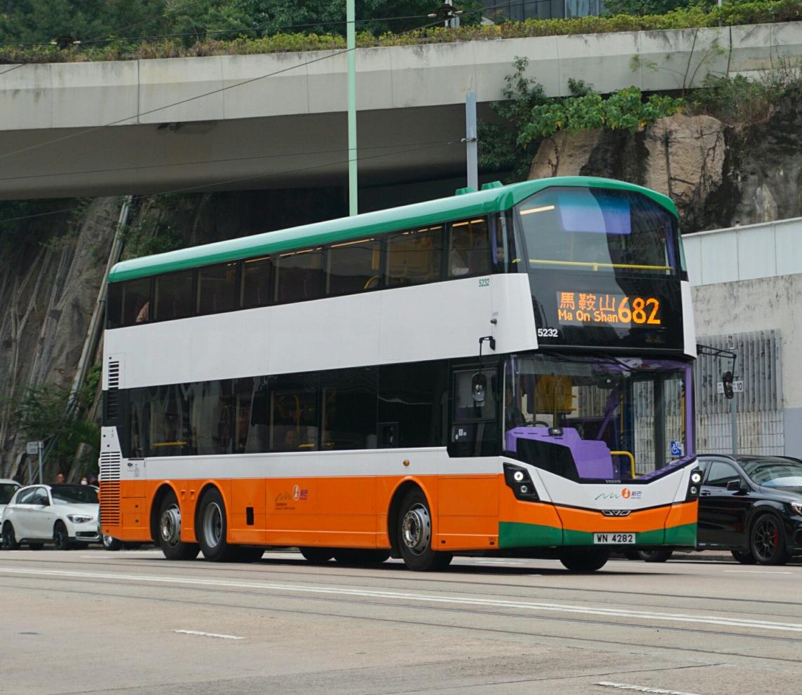 過海隧道巴士682線 - 維基百科,自由的百科全書