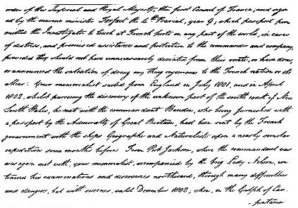The Life of Captain Matthew Flinders, R.N./Chapter 24
