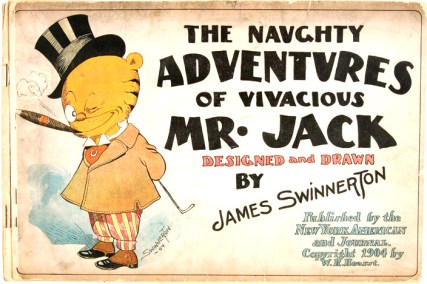 File:The Naughty Adventures of Mr. Jack by James Swinnerton cover (1904).jpg